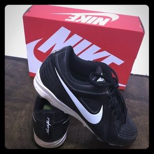 Black Nike Softball Cleats